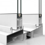 Tamplarie aluminiu cortizo - 5000 Double Glisante RPT