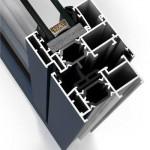Tamplarie aluminiu Cotizo - sistem Cor 60RPT