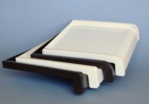 accesorii tamplarie_glafuri pvc si aluminiu