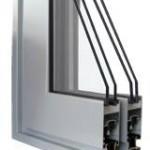tamplarie aluminiu Profilco - Sistem glisant fara bariera termica