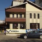 ferestre si usi din PVC moraiche, cu geam termopan - Restaurant Botosani