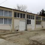 vitrine si usi din PVC alb_Spitalul Judetean Suceava