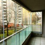 Inchidere balcon cu sticla pliabila marca Gaviota