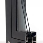 tamplarie aluminiu Profilco - Sistem cu bariera termica