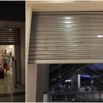 Rulouri antiefractie metalice Uvertura Mall Botosani