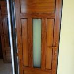 Usa de interior din PVC stejar auriu_Cesarom Botosani