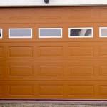 Usi garaj sectionale vitrate